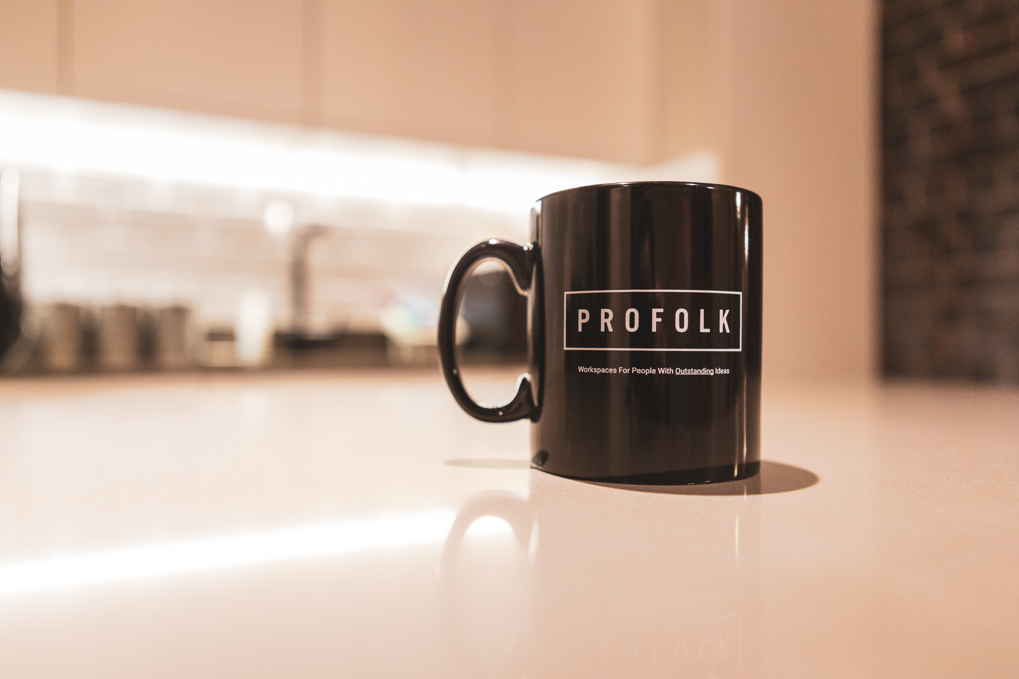 PROFOLK Coffee Cup
